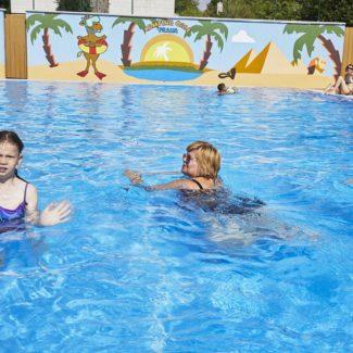 Camping Oase Praha - piscine